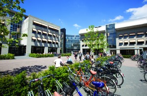 NHTV Main Building - Breda, The Netherlands