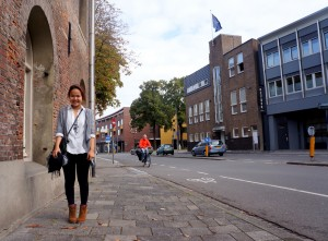 Photo of Master student Tourism Destination Management Thanh in Breda