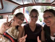 Mandy Lenze in Bangkok