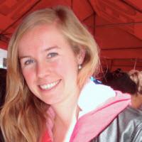 Master in Tourism Destination Management alumni Suzanne van der Veeken