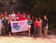 Master in Tourism Destination Management students