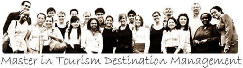 Master study in Tourism Destination Management