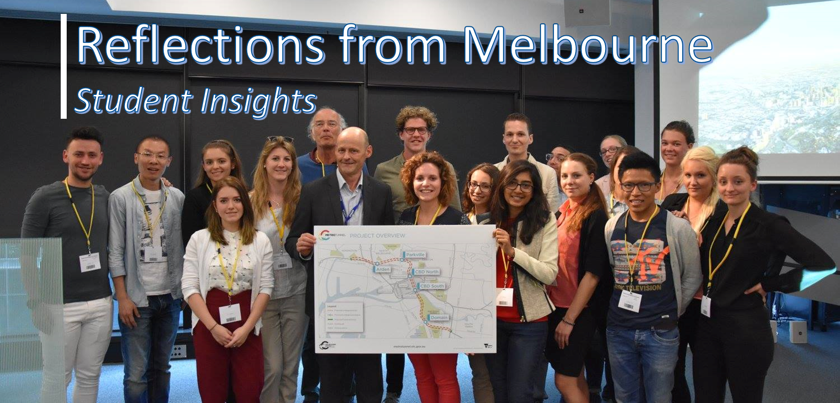 Student Insights: Reflections from Melbourne