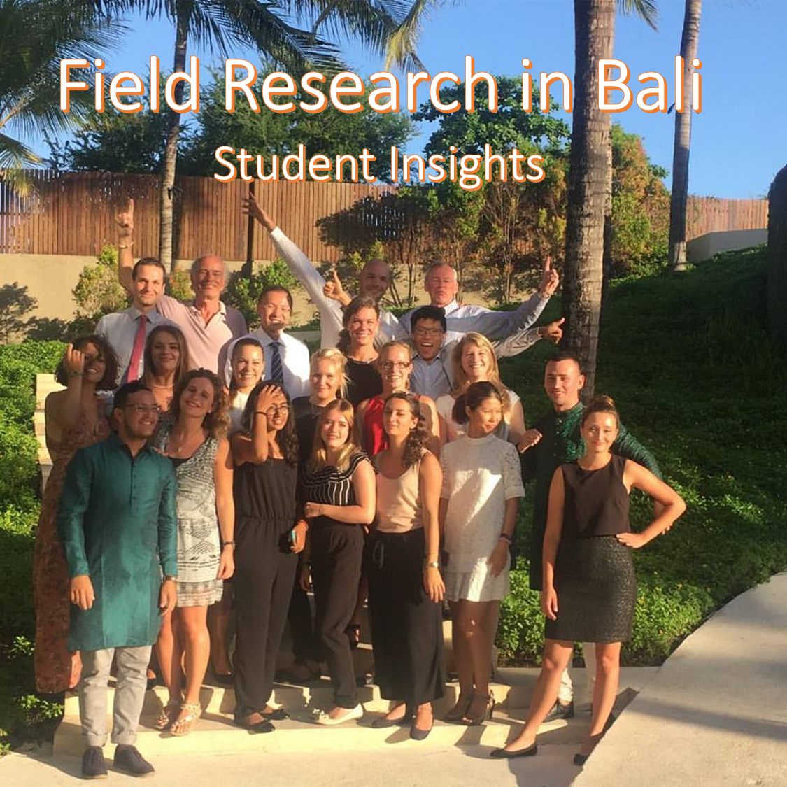 Field research Bali