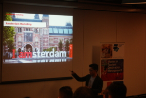 Comissioned research for Amsterdam Marketing